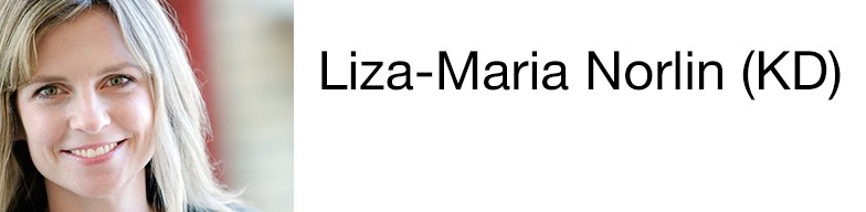 Liza-Maria Norlin KD